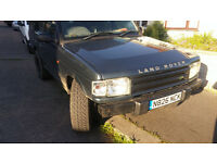 Landrover Discovery 300tdi - 107k miles