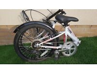 2 x folding bikes for sale, can sell separately.