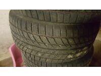 Winter Tyres 235/45/17 97h