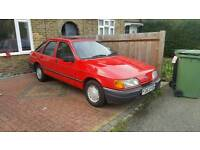**FORD SERRIA 1.6L ONLY 31000 MILES**