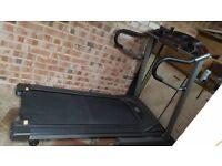 Omega II treadmill