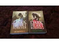 Dark Heart Forever set by Lee Monroe