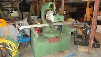 Monarch heavy duty radial arm saw