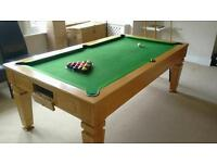 Snooker table/pool table