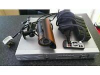 Cctv dvr video recorder for security cameras