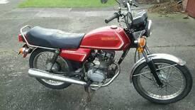 Honda CG125 Brazil