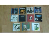 11 x queen 3 inch cd singles - rare