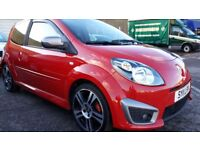 2011 RENAULT TWINGO CUP RENAULTSPORT RED ONLY 48K long mot