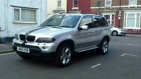 For sale BMW X5 SPORT PACK 3.0i auto 4x4 54 PLATE FACELIFT PX AVAILABLE