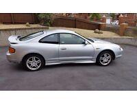 1999 Toyota Celica FSH
