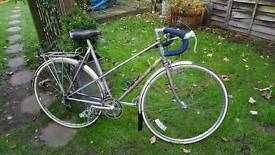 Ladies viscount vintage racing bike