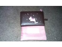 Brown radley purse with dustbag