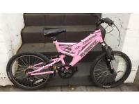 Girls sabre bike