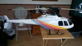 Nitro rc helicopter 🚁