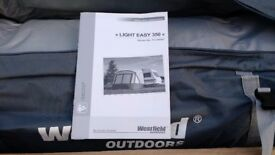 Westfield Easy Cadet Porch Awning (Quest)