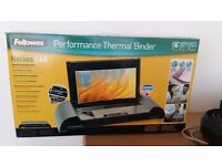 Fellowes Performance Thermal Binding Machine - Hellios 60
