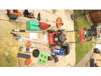 ROTENBACH LAWNMOWER AND STRMMER BRUSHCUT PROFFESSIONAL