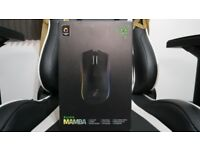 Razer Mamba Wireless Professional RGB Backlight Ergonomic Gaming Mouse