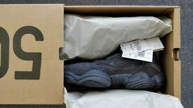 YEEZY 500 Utility Black UK 8.5