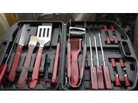 portable barbecue set new