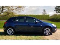 12M MOT & Service History - Vauxall Astra 1.7 Eco Active 5dr Manual
