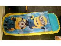 Minion ready bed