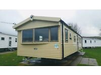 Deluxe 8 Berth Caravan to rent Craig Tara