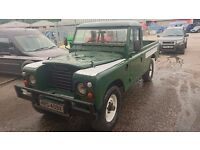 Series 3 (III) Land Rover (Landrover) 109 Long wheel base (LWB) 200tdi DIESEL Pick up truck