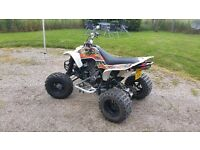 2004 YAMAHA RAPTOR 660R - ROAD LEGAL