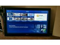 """Immaculate 42"""" Sony bravia lcd tv"""