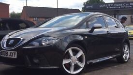 ****SEAT LEON FR 550 SPECIAL EDITION STAGE 2 REMAP UPGRADED GEARBOX AND CLUTCH AND ALOT MORE****