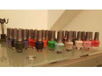 morgan taylor nail polishes