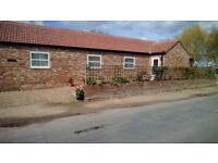 Two Bed Barn Conversion to Let