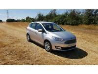 Ford C-max zetec 1.6 petrol