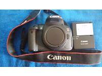 Canon EOS 700D Digital SLR camera body, 18.0mp Full HD Video 1080p