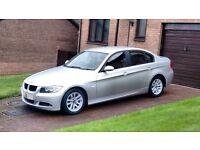 BMW 320d SE 2006 manual