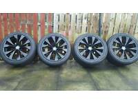 Bmw x5 alloy wheels...20 inch