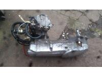 CF MOTO 250CC BUGGY / BIKE ENGINE