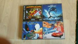 Sega Mega Cd Games