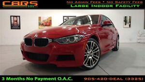 2013 BMW 335i xDrive | Navigation| Sunroof |