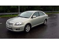 **2007 TOYOTA AVENSIS 2.0 T3-X D-4D*F.S.H*FINANCE AVAILABLE*