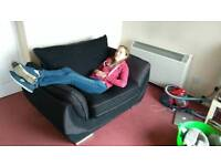 Comfy lounging sofa. Free! We need to get rid quickly. Any donations to charity