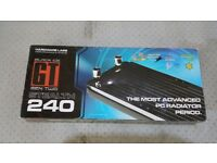 HARDWARE LABS : BLACK ICE GTS-240 RADIATOR : *** PC WATERCOOLING COMPONENT ***