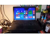 TOSHIBA SATELITE C50 WINDOWS 8 WITH 1 TERRABITE HARD DRIVE !!