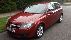 Vauxhall Astra SXI CDTI 1.7 - Red