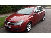 Vauxhall Astra SXI CDTI 1.7 - Red