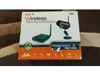 CCTV Wireless 2.4Ghz Security Camera Surveillance System