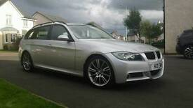 2007 BMW E91 318i M Sport Touring with FULL BMW Service History