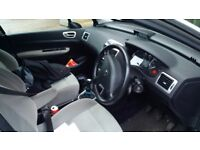 Peugot 307sw 1.6 HDI 2006 Estate 5d
