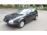 2001 VW Golf 1.4 Petrol S 5 Door 1 Year MOT Full Service History Sunroof |Cards Accepted|